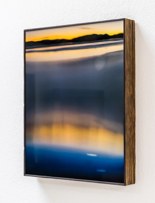 The Deep Blue - Framed 1